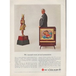 "1959 RCA Victor Ad ""My second most prized possession"""