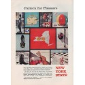 "1959 New York State Ad ""Pattern for Pleasure"""