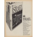 "1968 Time-Life Books Ad ""Israel"""