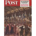 """1948 Saturday Evening Post Cover Page """"Republicans"""""""