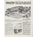 "1948 Revere Quality House Institute Ad ""Houston"""
