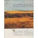 "1948 Caterpillar Ad ""Battlefield of Peace"""