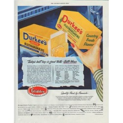 "1948 Durkee's Ad ""Today's best buy"""