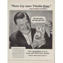 "1954 Vitalis Ad ""Buy One Bottle"""