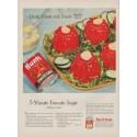 "1954 Hunt's Tomato Sauce Ad ""Quick Stunts"""