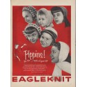 "1953 Eagleknit Ad ""Pippins!"""