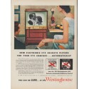"1953 Westinghouse Ad ""New Electronic Eye"""