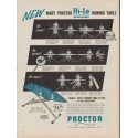 "1953 Proctor Electric Company Ad ""Mary Proctor"""