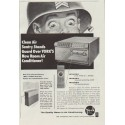 "1957 York Air Conditioning Ad ""Clean Air Sentry"""