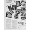 1937 Revere Copper and Brass Ad