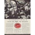 "1937 Sealtest Ad ""John Snow - London Epidemic Of 1854"""