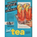 "1951 Iced Tea Council Ad ""something to help"""