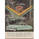 "1953 Cadillac Ad ""Model Year 1953"""