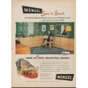 "1953 The Mengel Company Ad ""Sun 'n Sand"""