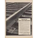 "1953 Association of American Railroads Ad ""Close-Up"""