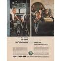 "1963 Grumman Aircraft Ad ""Ask the man"""