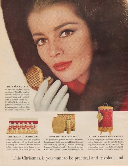 1963 Revlon Vintage Ad Quot No Girl Has Everything Quot