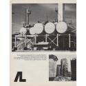 """1963 Air Liquide Ad """"Oxygen"""""""