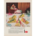 "1963 Bemis Ad ""5 reasons"""