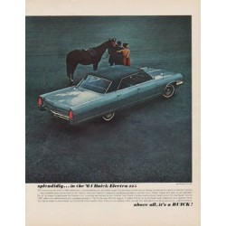 "1963 Buick Ad ""model year 1964"""