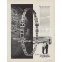 """1963 Foxboro Ad """"World leader in process control"""""""