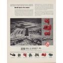 "1963 Bell & Gossett Ad ""At Chicago O'Hare International Airport"""