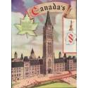 1938 Seagram's V.O. Canadian Whisky Ad