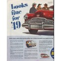 "1948 Buick Ad ""model year 1949"""
