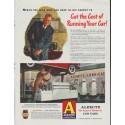 """1948 Alemite Ad """"Cut the Cost"""""""