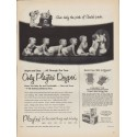 "1952 Playtex Ad ""Night and Day"""