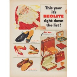 "1952 Neolite Ad ""This year"""