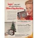 "1952 Kodak Ad ""Imagine"""