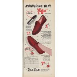 """1952 Roberta Roberts Ad """"Astounding"""""""