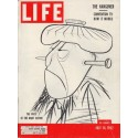 """1952 LIFE Magazine Cover Page """"The Hangover"""""""