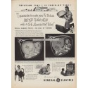"""1952 General Electric Ad """"Vacation Time"""""""