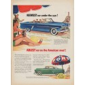 "1952 Ford Ad ""Newest car under the sun!"""