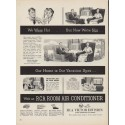 "1952 RCA Victor Ad ""We Were Hot"""