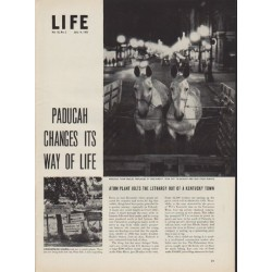 "1952 Paducah Atom Plant Article ""Paducah Changes"""