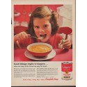 "1960 Campbell's Soup Ad ""Good Things Begin To Happen"""