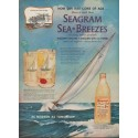 "1952 Seagram's Ad ""Now Gin Has Come Of Age"""