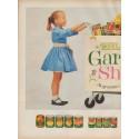 """1960 Del Monte Ad """"Garden Show"""""""