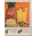 """1960 Del Monte Ad """"Sun Fest Salad"""""""