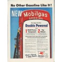"1954 Mobilgas Ad ""No Other Gasoline Like It"""