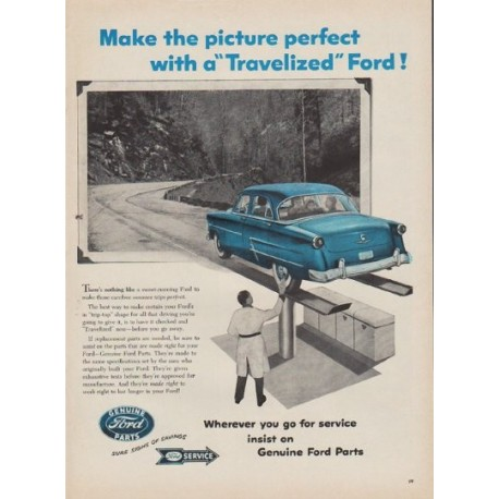 Would like ford vintage parts something