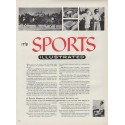 "1954 Sports Illustrated Ad ""That will be the name"""