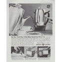 "1961 General Electric Ad ""New Idea"""