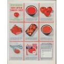 "1961 Lipton Tomato Soup Ad ""An Old-Fashioned Soup"""
