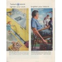 """1958 United States Steel Ad """"Today's steels"""""""
