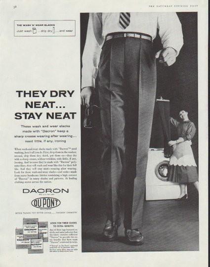Film Noir Buff Style Forum / The Ivy League Style: The ... Dacron 1954