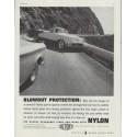 """1958 Du Pont Ad """"Blowout Protection"""""""